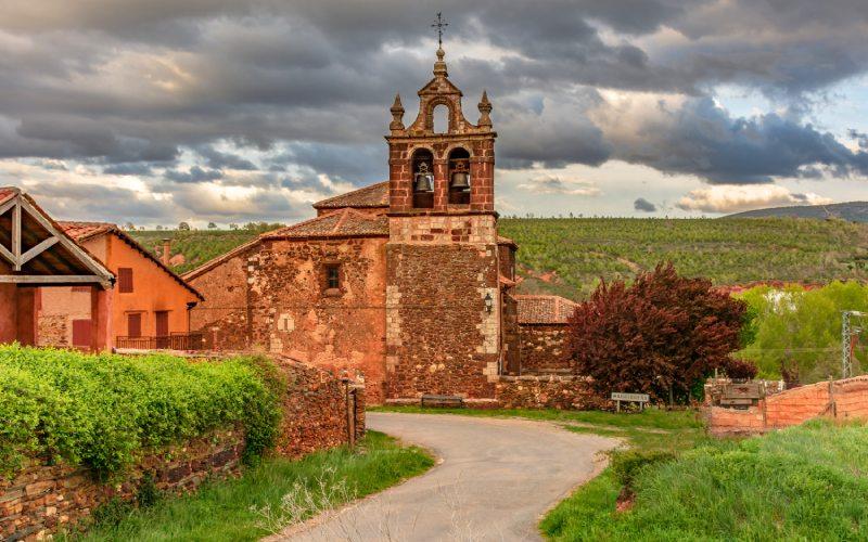 Église de Madriguera