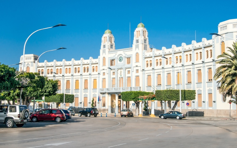 Mairie de Melilla