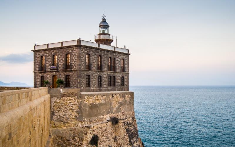 Phare de Melilla