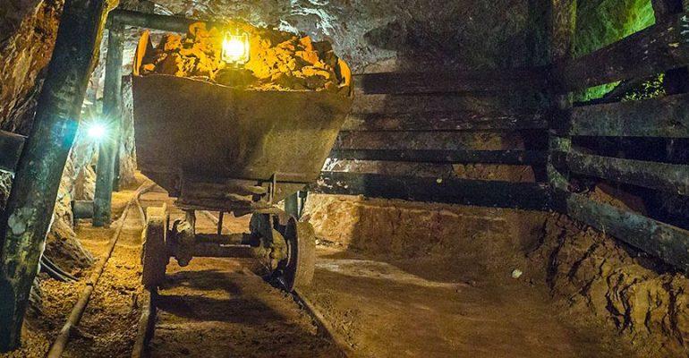 Entrez dans ces mines spectaculaires qui peuvent être visitées en Espagne