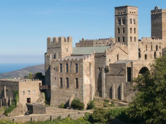 Monastère de Sant Pere de Rodes, magnifique monument du Xe siècle