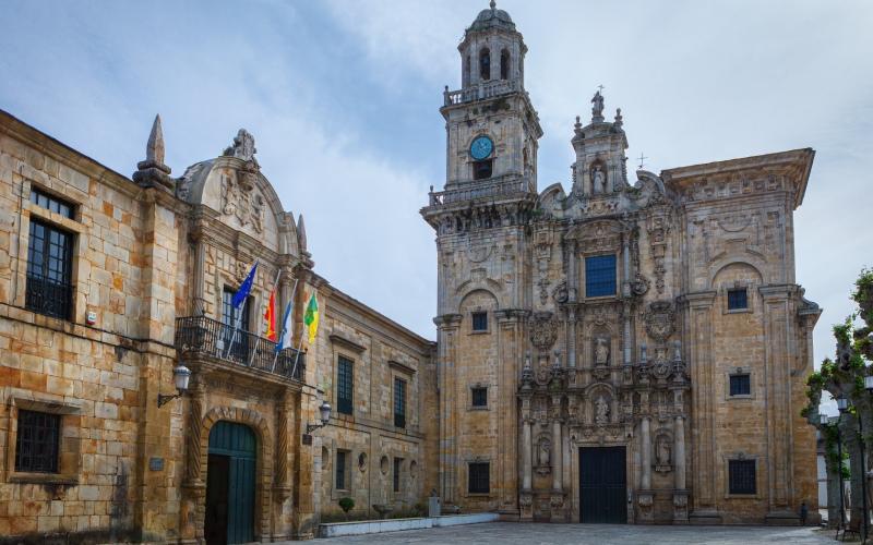 Monastère San Salvador de Villanueva