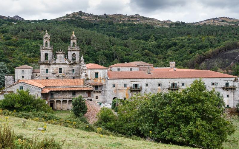 Monastère Santa María la Real d'Oseira