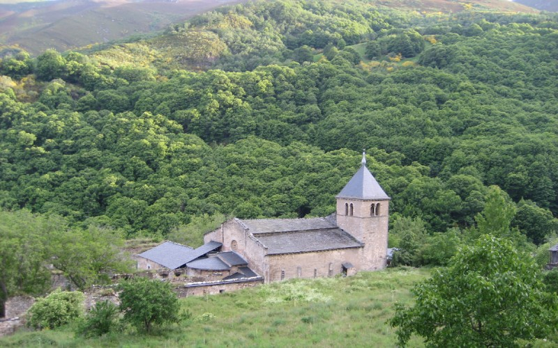 Monastère San Pedro de Montes