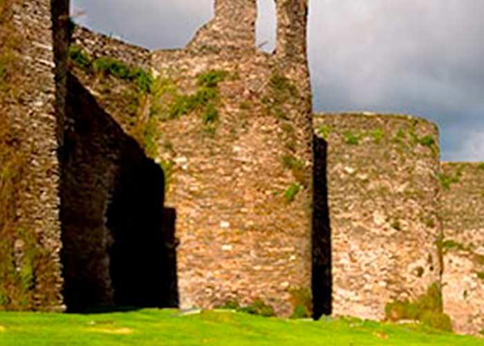 muralla romana lugo