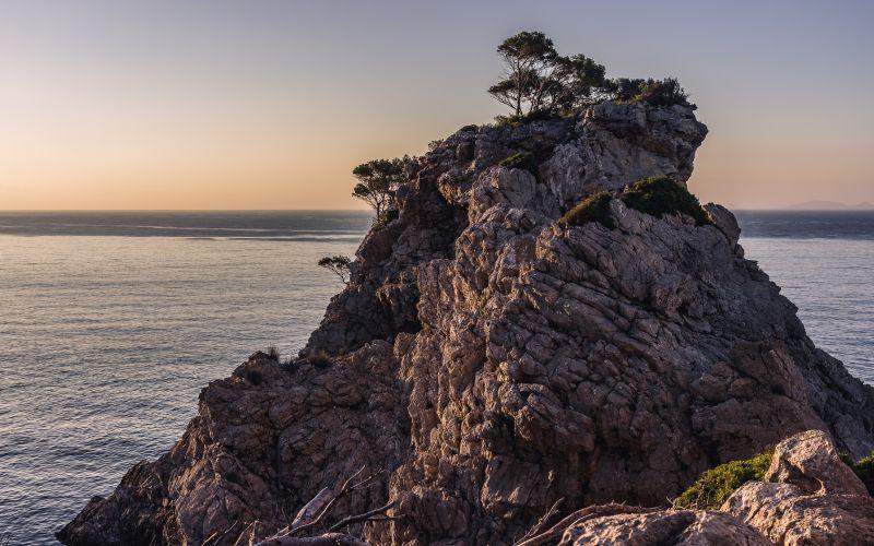 L'îlot Es Castellet