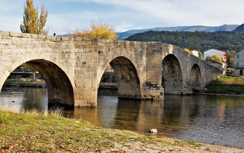 Le pont de Navaluenga