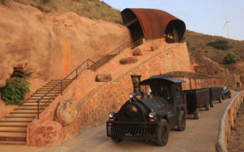 Parc minier La Unión de Murcie