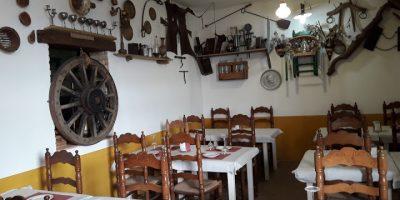 comer almonte rocio restaurante paco triana