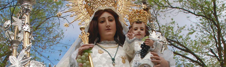 Virgen de las Vinas de Aranda de Duero