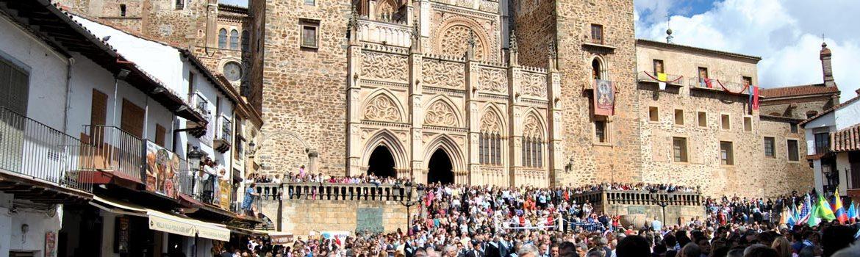Fête de la 'Hispanidad' de Guadalupe - L'Espagne Fascinant