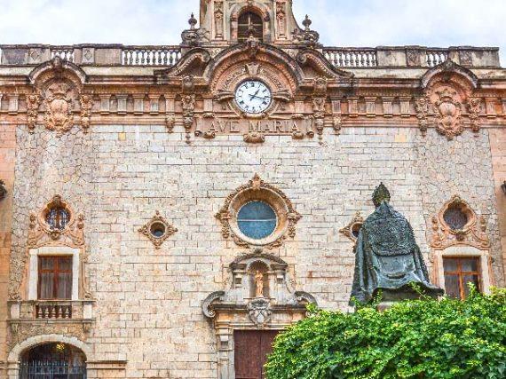 Le Monastère de Lluc, un legs baroque dans les montagnes de Majorque