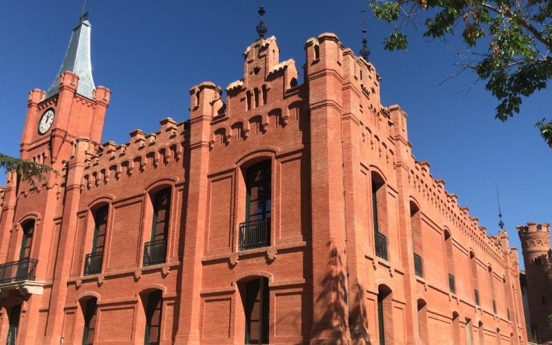 Partie du complexe du palais de 26x26 m2