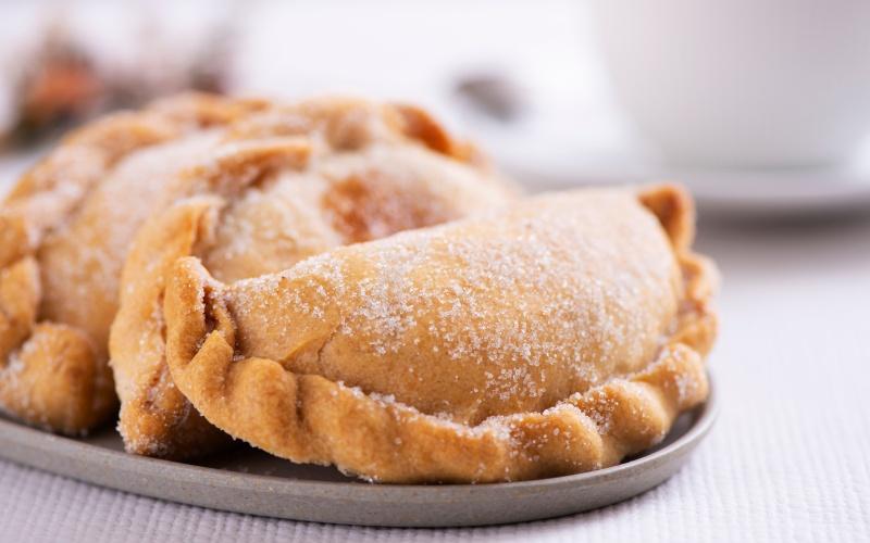 Pastissets de citrouilles d'Alicante
