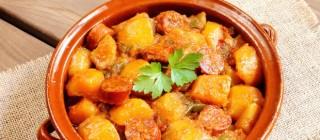 patatas riojana