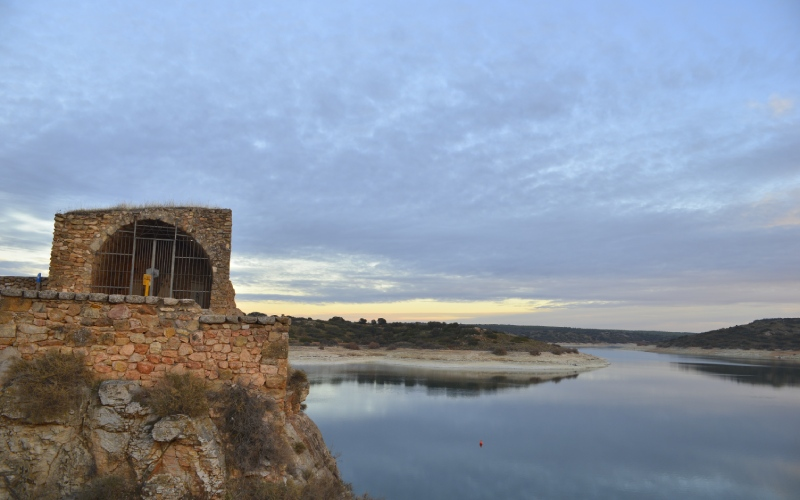 Lagune Peñarroya