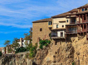 Les maisons suspendues historiques de Cuenca