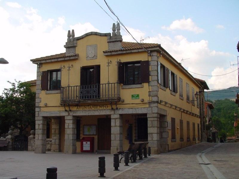 Mairie de Puebla de la Sierra