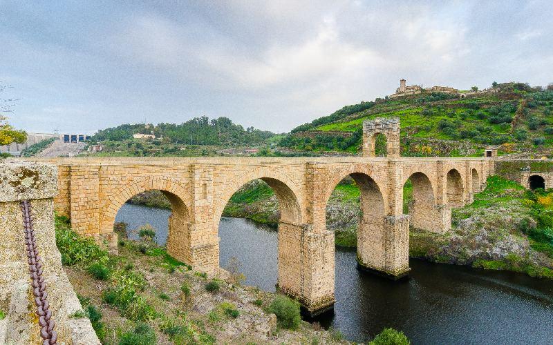 Pont romain d'Alcántara