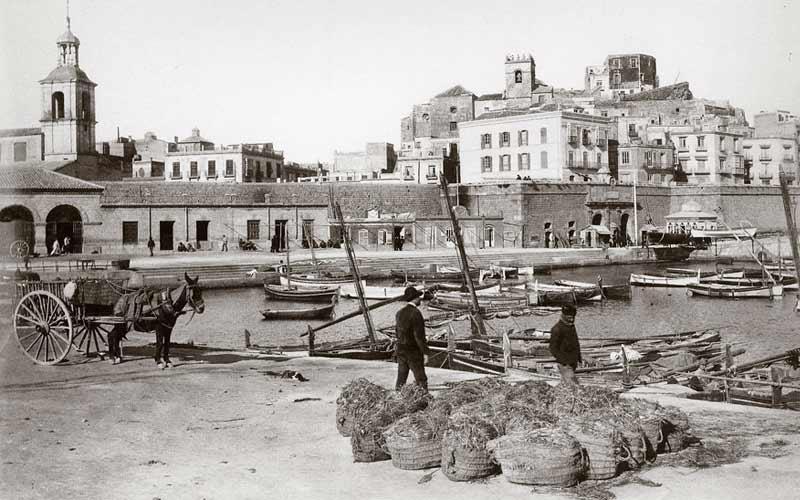 ancien port de Carthagène