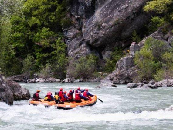 5 rivières d'eau vive à naviguer en Espagne