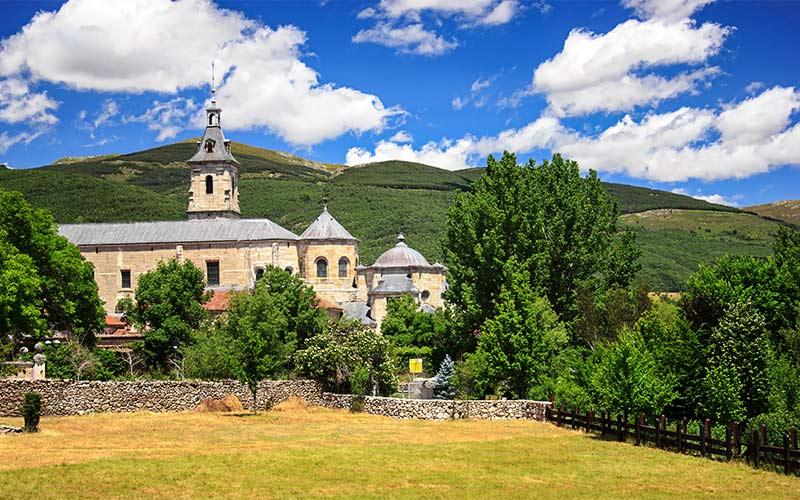 Monastère Santa María de El Paular