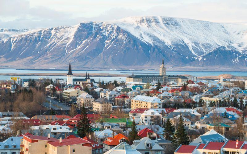 Reykjavik, Islande