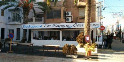 comer cases dalcanar restaurante barques can joan