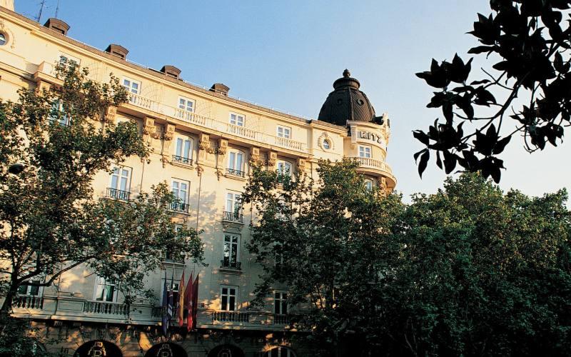 Hôtel Ritz à Madrid