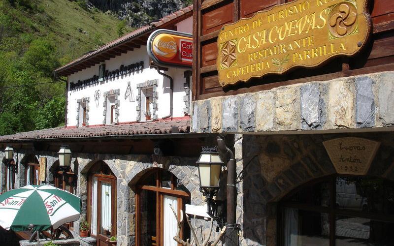 Restaurant Casas Cuevas