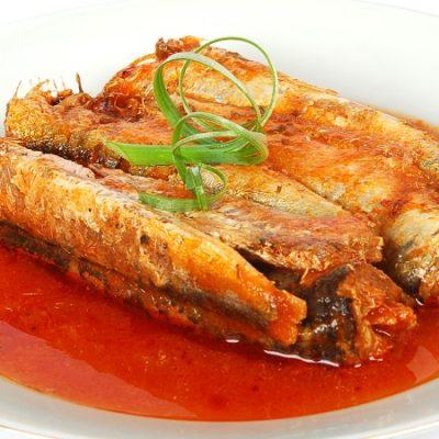 Recette de sardines à l'escabèche