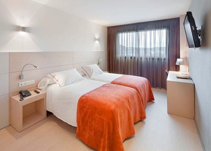 Dónde dormir en Artajona