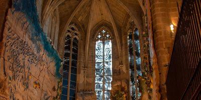 L'intérieur de la Chapelle du Santísimo