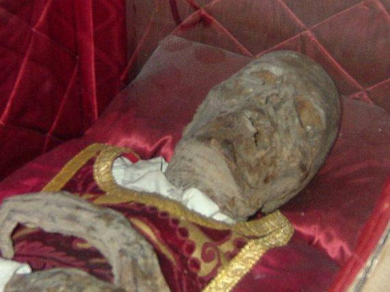 La Chantre de Calahorra, la momie qui a choisi sa tombe