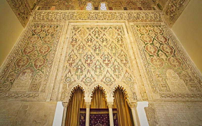 Synagogue El Tránsito de Tolède