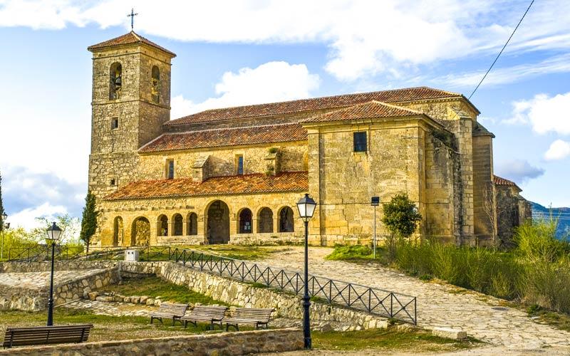 Église romane de Tamajón