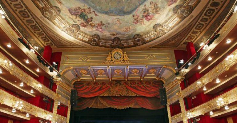 Venez découvrir les plus beaux théâtres d'Espagne