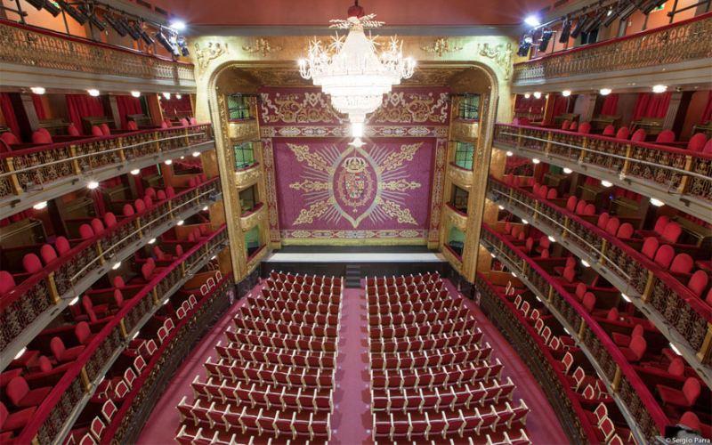 Théâtre Español à Madrid