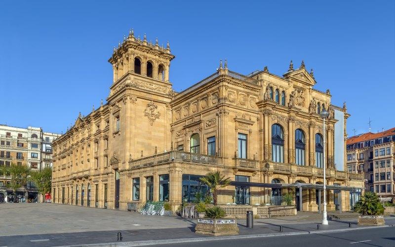 Théâtre Victoria Eugenia