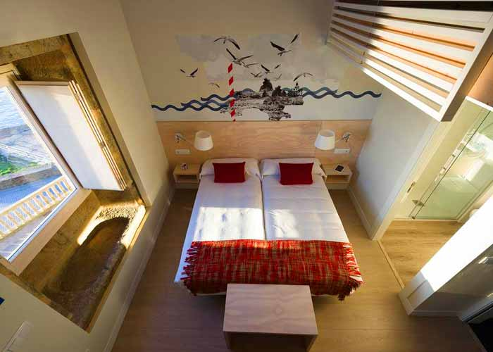 Dónde dormir en Fisterra