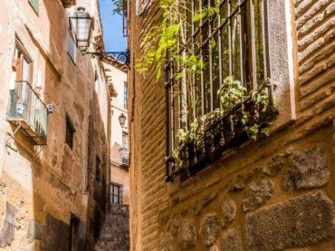 Les rues volées de Tolède, un pillage aux mains de l'église