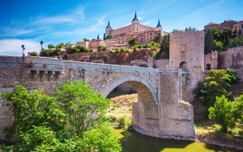 Pont d'Alcántara de Tolède