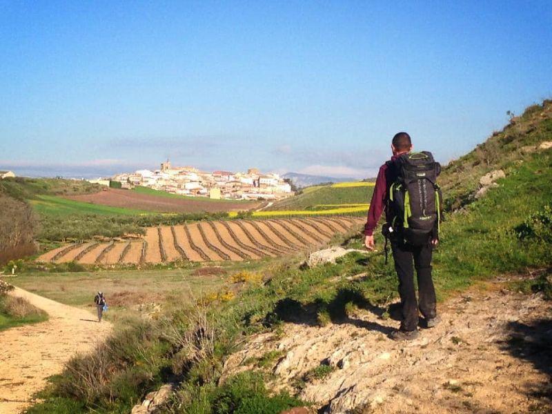 Panoramique d'Estella