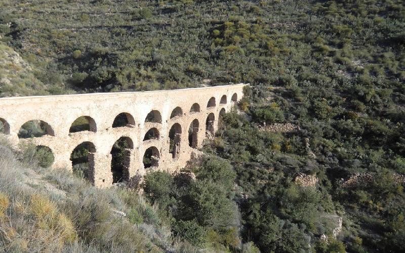Aqueducs de la Rambla de Carcauz