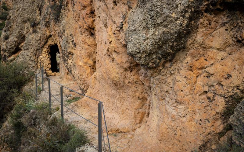 Aqueduc d'Albarracín, Gea y Cella