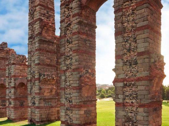 Les autres aqueducs romains en Espagne
