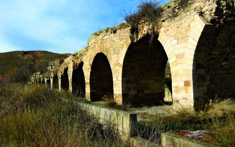 Aqueduc d'Alcanadre ou Pont des Maures