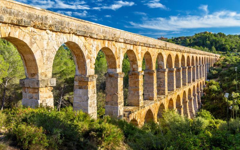 Aqueduc de Les Ferreres ou Pont du Diable