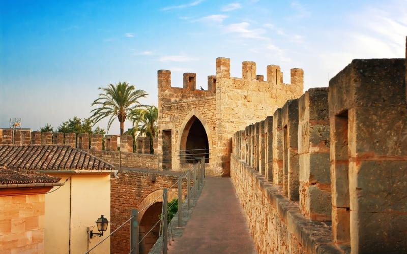 Les Templiers étaient présents à Alcudia, Majorque