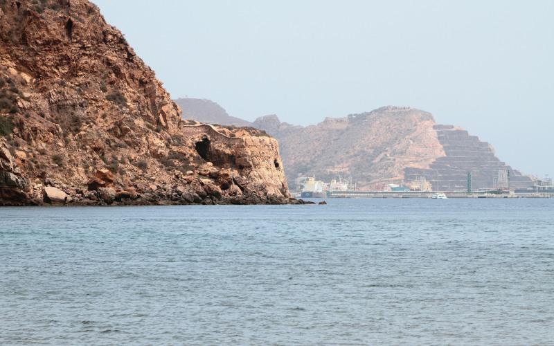 La Algameca Chica, irrémédiablement liée à la mer